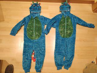 cubre pijama talla 5-6 años(116cm)