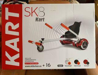 Kart SK8 para hoverboard (NUEVO)