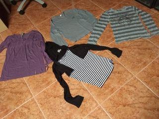 4 jerseis talla 16)S