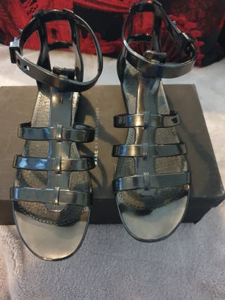 Marc Jacob's gladiator style sandals. Size 5.
