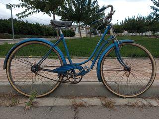 bicicleta antigua gimson esbelta
