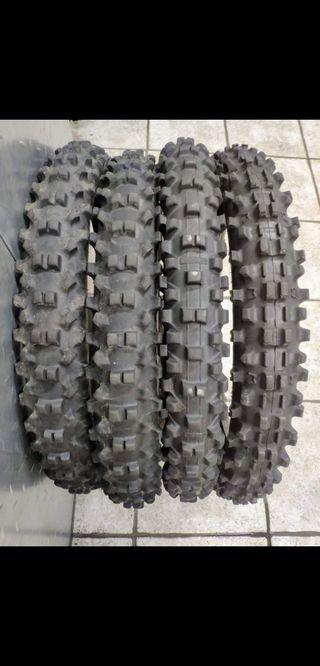 Neumáticos Delanteros Enduro