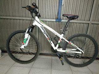 bicicleta Megamo rc team 24''