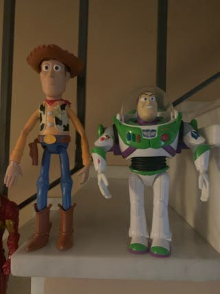 TOY STORY PERSONAJES