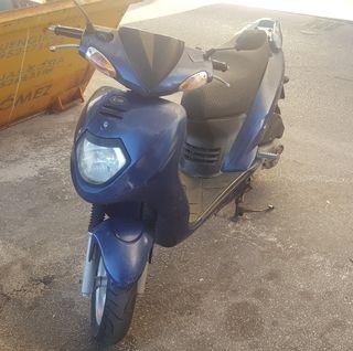 Moto SYM EURO MX 125cc