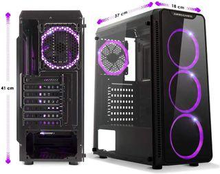 ORDENADOR AMD FX 8350 PARA JUGAR Y LO QUE QUIERAS