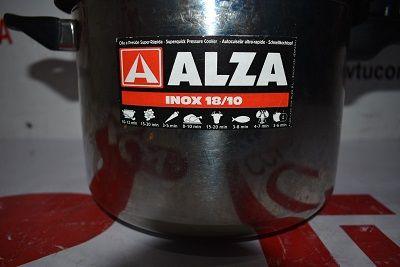 Olla a presion Alza acero inox