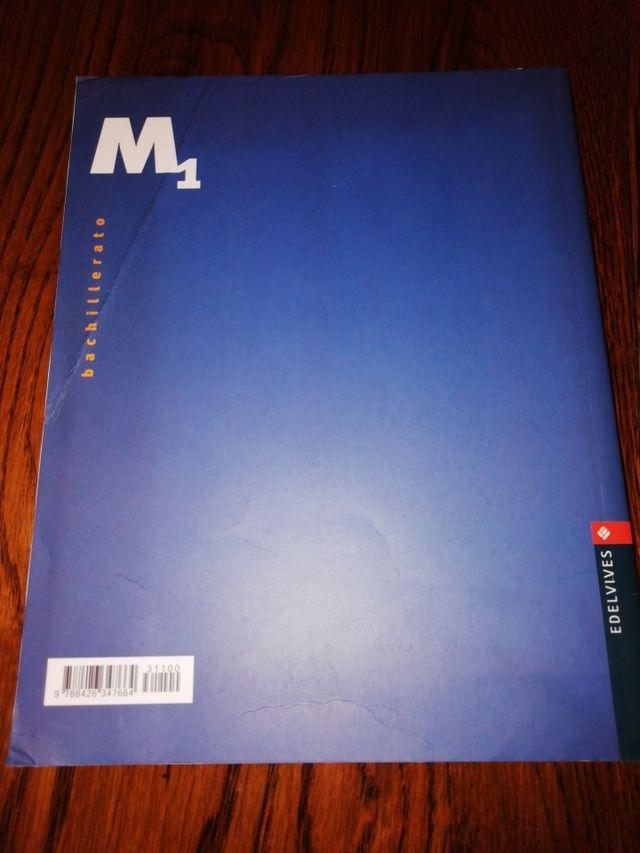 Libro matemáticas M1 1 Bachillerato proyecto 2.2