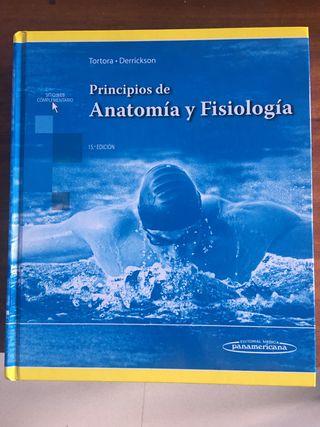 Libro de Anatomía y Fisiología, Tortora/Derrickson