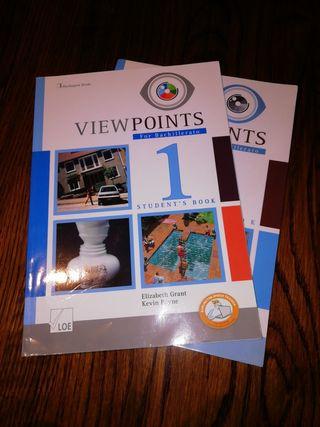 libro Viewpoints For Bachillerato