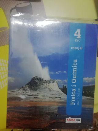 libro fisica y química