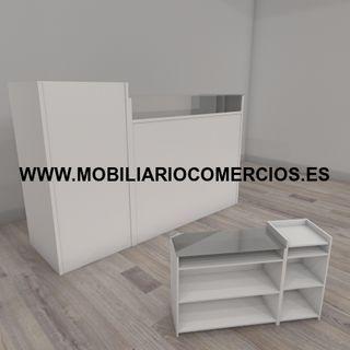 MUEBLES PARA TIENDAS COMERCIOS NEGOCIOS