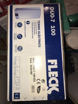 Termo eléctrico nuevo 100 l