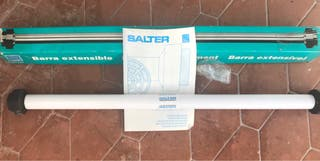 Barra extensible dominadas salter