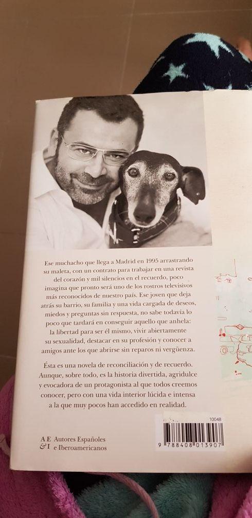 libro original de Jorge Javier Vázquez