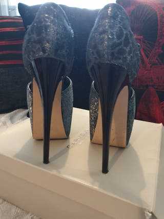 Kurt Geiger Carvela high heels. size 5.