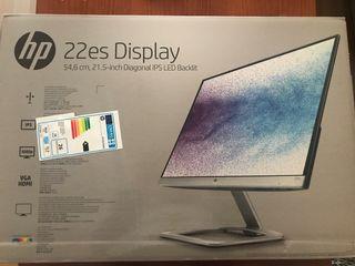 Monitor hp 22es display