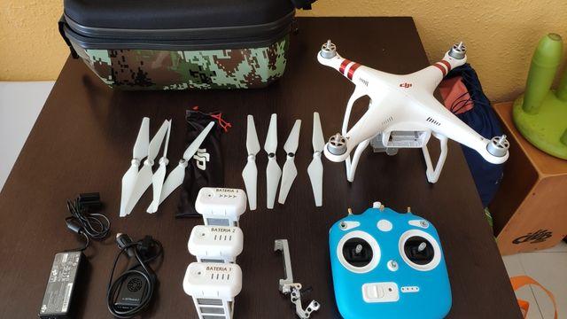 DRON DJI CAMARA 4K
