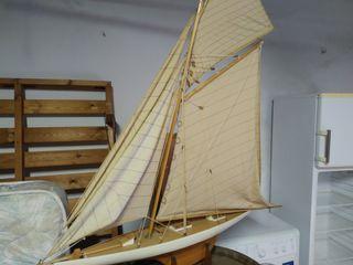 vendo maqueta velero
