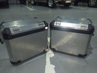 BMW GS Maletas aluminio