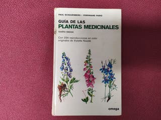 Guia omega de plantas medicinales.
