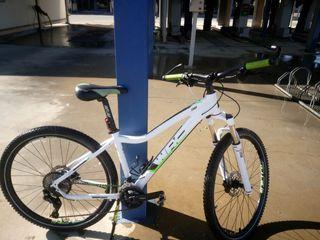 Bici de montaña conor wrc 27,5