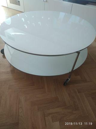 Mesa de centro modelo strind de Ikea