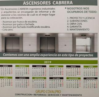 ASCENSORES CABRERA