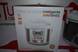 Robot de cocina Cooker Matic 5 l