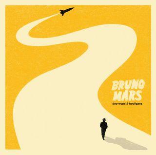 CD BRUNO MARS-Doo-wops & hooligans