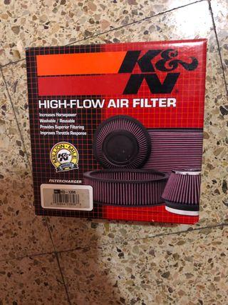 filtro de aire k&n hd-1396