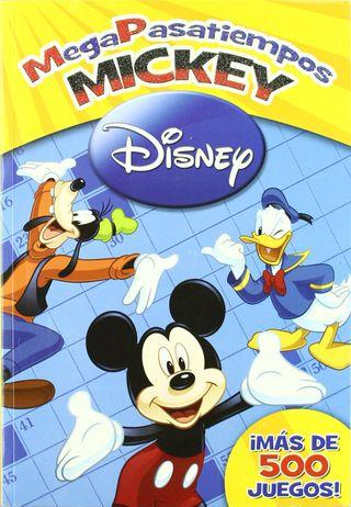 Megapasatiempos Mickey Disney