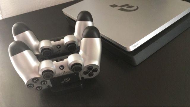 PS4 GT Edition Slim 1Tb