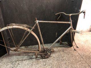Bicicleta antigua vintage