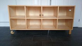 Mueble de madera Ikea Ottenby
