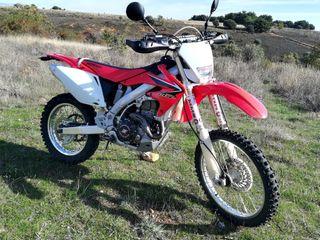 HONDA CRF 450 X AÑO 2008