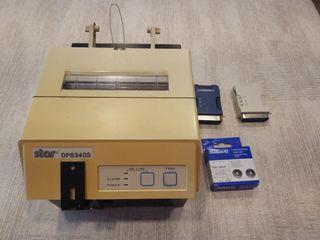 Impresora Star Dp8340s con Bluetooth y soporte
