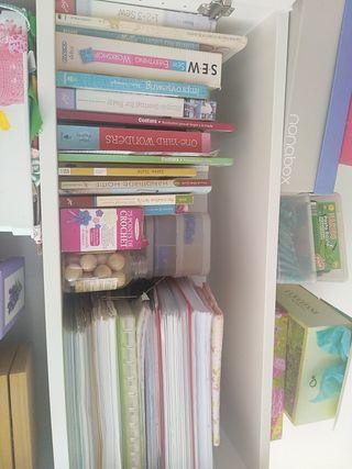 lote libros costura y muchos patrones