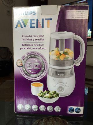Philips Avent. Procesador de alimentos para bebés