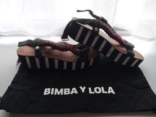 Sandalias de Bimba y Lola