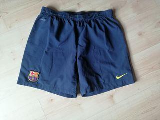 Pantalón corto FC Barcelona Nike talla M original