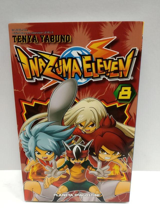 Manga Inazuma Eleven - 8.