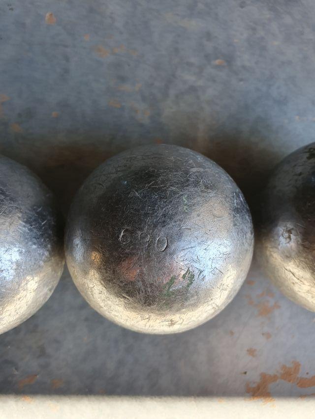 bolas de Petanca