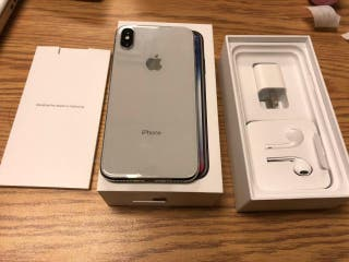 BLACK FRIDAY IPHONE X 64GB LIQUIDACION