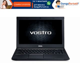 Portátil Dell Vostro V131 UltraBook, i5, 8Gb Ram /