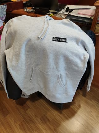 supreme stop crying Hooded Talla M