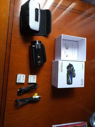 vendo cámara de vídeo y foto
