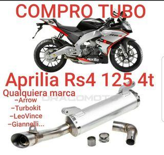 Tubo Aprilia rs4 125