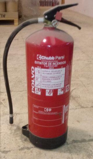 extintores a 4 euros cada uno diez estintores 70 e