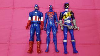 Juguetes: Super Héroes